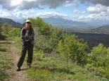 Eine Woche unterwegs mit Zelt und Rucksack auf dem Fernwanderweg E4 (Peloponnes)