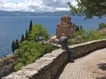 Byzantinische Kirche in Ohrid