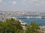 Aussicht vom Topkapi Palast