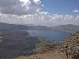 der Nemrut-Dagi-Krater am Van-See