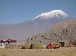 der Ararat in seiner vollen Pracht