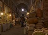 im Bazar von Tabriz