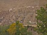Höhlenwohnungen in Kandovan