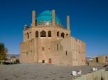 Mausoleum in Soltaniye
