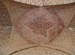 Detail vom Mausoleum