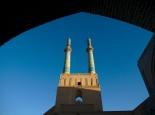 gleich daneben: die Freitags-Moschee