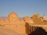 über den Dächern von Yazd