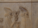 die Gesandten in Persepolis
