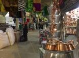im Bazar von Shiraz
