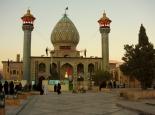 Mausoleum mit der typischen Kuppel