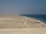 30 km Sandstrand
