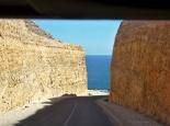 weiter die Küstenstraße entlang