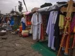 heilige Gewänder in Addis Abeba