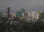 Downtown Addis Abeba