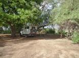 Camp im Awash Nationalpark