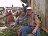 Marktfrau in Harar