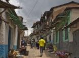 Gasse in der Altstadt von Harar