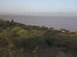 Stellplatz am Lake Langano
