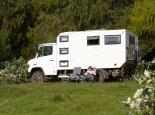 Camping im Bale Mountains NP