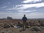 auf dem zweithöchsten Berg Äthiopiens 4.377m