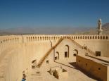 im Fort von Nizwa