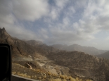 Aussicht vom Pass vor Mekka