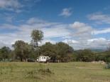 Campingwiese in Maralal ...