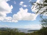 Aussicht auf den Lake Baringo