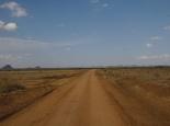 auf dem Weg in den Nordosten Ugandas