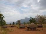 ursprüngliche Dörfer überall im Norden