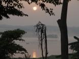 Abendstimmung am Nil