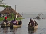 Bootsfahrt zur Nilquelle