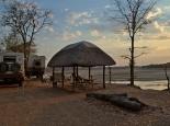 Camp am Luangwa River