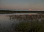 Abendstimmung am Lake Waka Waka