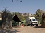 Camp in Windhoek