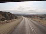 Anfahrt Lüderitz