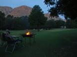 Camp in den Cederbergen
