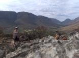 Blick auf die Jamakafarm