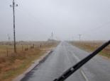 Der erste Regen seit langem in Afrika