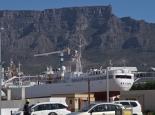 Trockendock vor Tafelberg