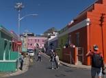 Kapstadt - Bo-Kaap, das malayische Viertel