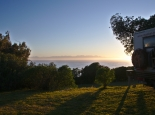 Morgenstimmung in Simons Town