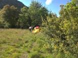 Camp hinter Anavryti