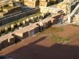 Die antike Ruinenstadt Messene (Peloponnes)