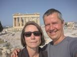 Und natürlich: Die Akropolis in Athen