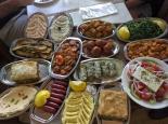 Athen (Auswahl zum Mittagessen)