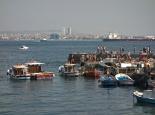 Stellplatz in Istanbul am Sonntag