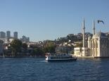 Bootsausflug am Bosporus