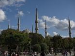 Blaue Moschee