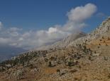 durch die einsamen Berge